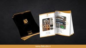 www.8studio.ir Catalog DESIGN طراحی کاتالوگ استودیو هشت
